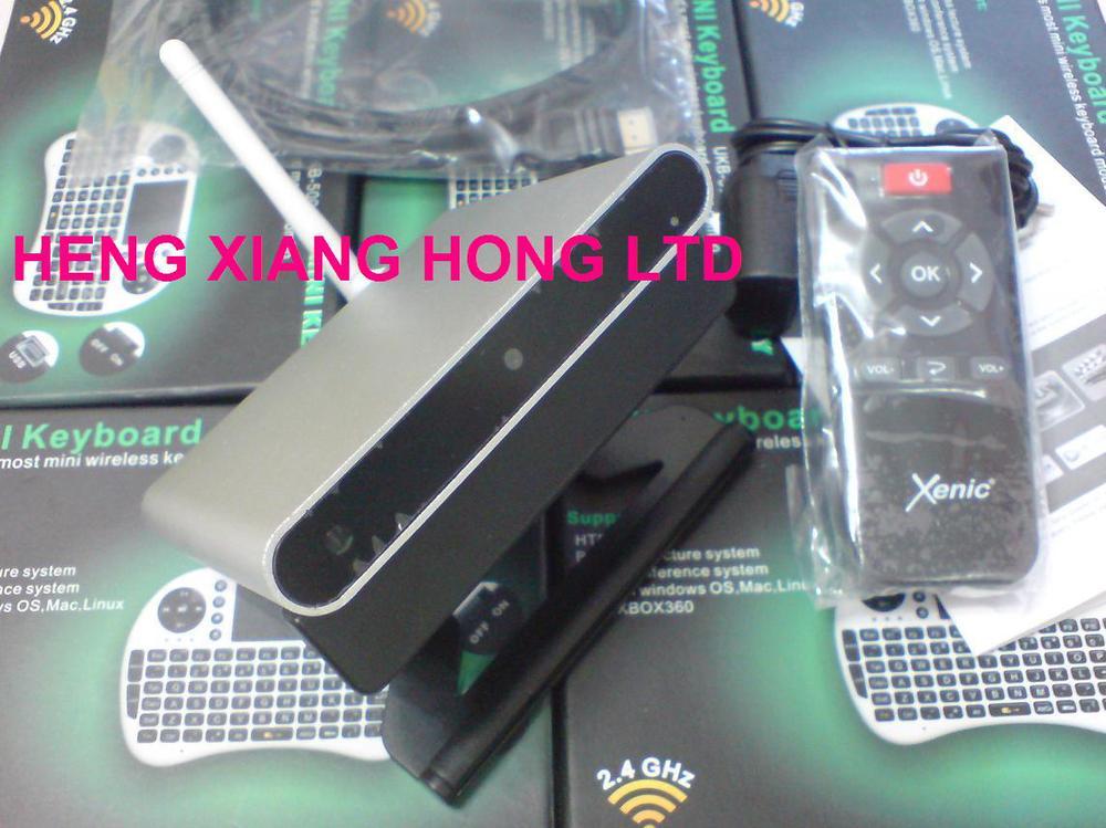 2013 TV17 Mini PC RK3066 Dual core ARM Cortex-A9 1.6GHz built-in camera w/ IR remote Skype chat dongle 1G RAM 4G ROM TV BOX(Hong Kong)