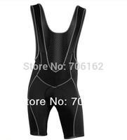 New outdoor women Men's Cycling Bib Shorts 3D GEL Padded Bike / Bicycle Braces Size:M-XXL Free shipping 2014