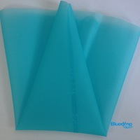Free shipping + Silicone Material Cake Decorating Icing Pastry Piping Bag Large Size 39.5*23cm
