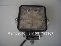 """5"""" 24W Automotive LED Work Light/Spotlight/Lamp, 12/24V, for Truck,"""