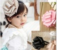 children multilayer ribbon headband girls hair band baby girl head band 740001J