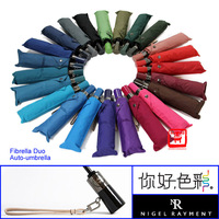 Promotion! The Genuine Big Umbrella Diameter 99cm NR automatic umbrella brilliant 23 color  creative multicolor optional