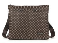 2013 Fashion Leather men's business bag men messenger bag M3110-3 Brown