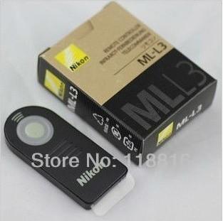 Infrared Remote Control ML-L3 MLL3 for Nikon D40 D50 D80 D90 D70 D70S