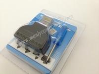 100pcs RJ45 to Screw Terminal Adaptor RJ45 Male to 8 Pin Screw Terminal Adapter for Audio Video CCTV Baluns