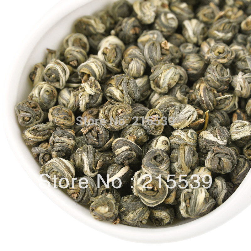 GRANDNESS 250g 8 8oz 2015 FRESH NEW Organic Premium China Jasmine Dragon Pearl Fragrance GREEN