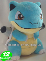 Pokemon Blastoise Plush Doll Toys Figure 12inches Stuffed Anime Manga Gift PNPL6074