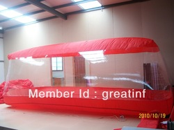 Best Selling Dust Proof Inflatable Car Cover Inflatable Car Tent Inflatable Car Storage(China (Mainland))