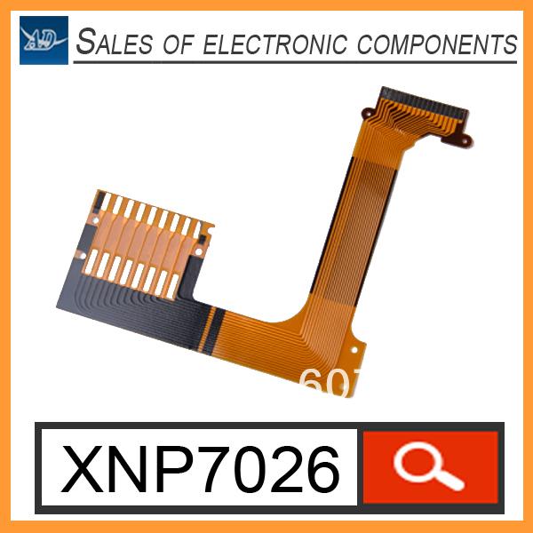 XNP7026 Flex Ribbon Cable XNP-7026 for Car Audio CD Player DEHP6800MP DEHP7800MP DEHP780MP(China (Mainland))