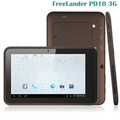 Freelander PD10 Typhoon IPS MTK6577 buitl in3G Bluetooth GPS Dual core 1GB/4GB 1024*600 Android 4.0 tablet pc(China (Mainland))