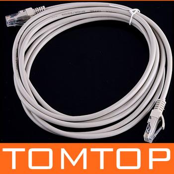 10pcs 3m RJ45 Ethernet Patch Network Lan Cable Communication Equipment