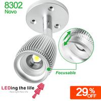 8302 Maya LED focus spotlight modern lighting for art,Surface Mounted from LEDing the life