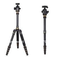 Newest Pro Magnesium Aluminium Tripod Monopod BEIKE BK-777 + Ball Head for DSLR Canon Nikon Pentax