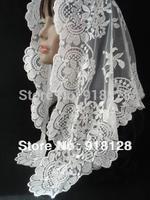 Popular Spanish Lace Mantilla Veils,Catholic Lace Veil Mantilla