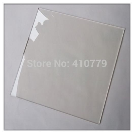 THZ Acrylic PMMA Clear Sheets 400x600x1mm Plexiglass Sheets Plastic Sheets Plastic Gift Card Cu