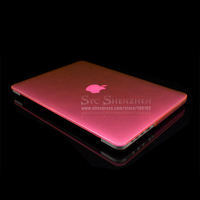 "For Apple Macbook Retina Pro 13"" inch Glossy Rubberized Transparent Matte Sleeve Hard Crystal Case Cover Shell Skin  1PCS Free"