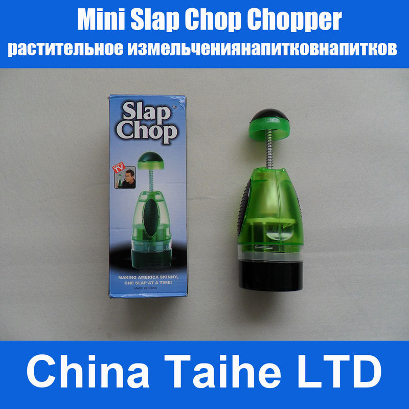 Food Vegetables Slap Chop Chopper Garlic Triturator(China (Mainland))