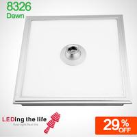 8326 Dawn LED focus spotlight with LED panel light flush mount   kitchen lighting from LEDing the life