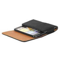 1pc free shipping black For jiayu phone pu Leather Pouch Leather Case Holster Cover for JIAYU G3 leather pouch
