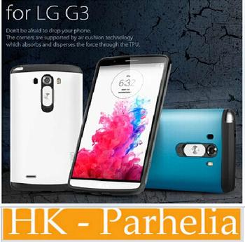 1pcs Case Slim Armor SPIGEN SGP Case for LG G3 Hard Mobile Phone Cover Bags without retail package