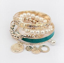 popular pearl bangles