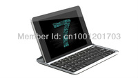 Wireless 3.0  bluetooth keyboard nexus 7  Aluminum Keyboard Stand Cover Case For Google Asus Nexus 7