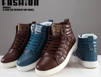 2014 new hot sale Winter sports men skateboard shoes sneakers for man flat shoe