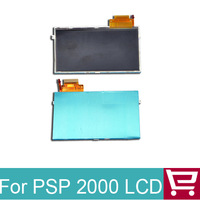 LCD Display Screen With Frame for SONY PSP 2000 2001 2003 Free shipping DHL 10pcs/lot
