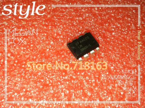 Lm386n op-com усилитель LM386