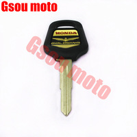 Motorcycle Blank key Uncut Blade for  HONDA GOLDWING GL1500 GL1800 2001 2002 2003 2004 05-2010