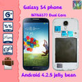 NEW TIANGJI Mini I9300 Smart Phone 3.5 Inch Capacitive Screen Android 4.0 SP6820A 1.0GHz WIFI Dual Sim D6012+ android Phone
