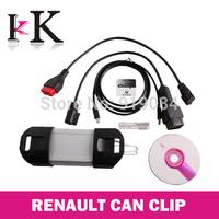 Wholesale !! newest Renault CAN Clip Auto Diagnostic tool V140 Latest version high performance Multilanguages