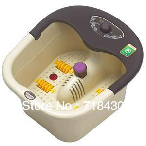 Manufacturers SHUPIAS8811 deep bucket electric foot bath foot massage machines bath bubble foot barrels of the real thing