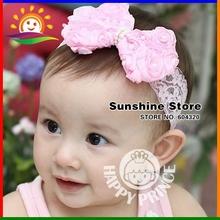 flower elastic headband price
