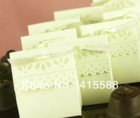 2014 New Direct Light Favor Selling Light Wedding Favor Wholesale/retail Cream Candy Boxes,gift Boxes,wedding Boxes