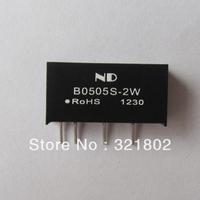 10pcs dc dc converters 5V TO 5V 2W dc-dc Power Modules B0505S-2W Isolation 1000Vdc Free shipping