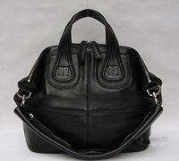Fashion Classic Nightingale Bag PU Leather Black Vintage Shoulder bags handbags women famous brands