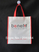 logo printing non woven bag , different colour for your option