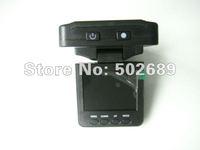 "100% Original Car DVR,120 Degrees Digital Car Recorder W/6-IR LEDs/Motion Detection/2.5"" LCD / H198/198F/198ZD"