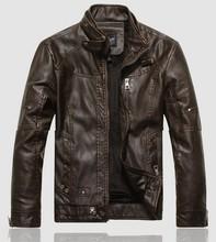 wholesale men leather jacket