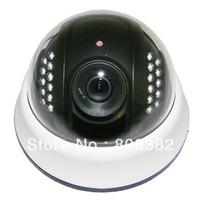 2x HD 600TVL CMOS 22 IR Leds IR Infrared Day Night Vision CCTV Home Security Surveillance Tiny Video Audio Dome Color Camera