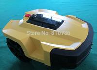 Robot Grass Mower ,Garden Tool Robot ,Average walking speed: 0.3-0.5 M/s ,Lawn remain height: 3-6cm ,Mowing width: 24cm