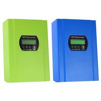 Freeshipping to EU USA 60A 12v 24v 48v Solar controller MPPT solar charge controller