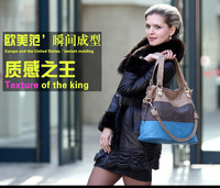 2013 Best Design!!! International Brand Top quality leather Leisure&Fashion style lady bag,Melotino fashional girls' bag handbag