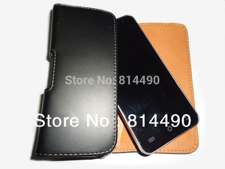 Free shipping SG leather case protective cover holster for jiayu g2 g2s mtk6577 dual core phone good quality and perfact design