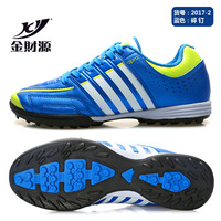 2015 free shipping blue wholesale football boots top quality shoes mens famous brand soccer cleats