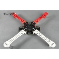 Tarot Glass fiber Nylon Quadcopter main frame Rad &white TL2749-05