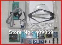 Free Shipping! Russian Manual  V6.0 MiniPro TL866CS USB Universal Programmer/Bios Programmer 13143+9items+IC Clamp SOIC8