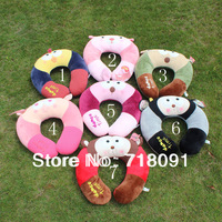 Free Shipping,Metoo Neck Pillow,U Cushion,Plush And Stuffed Toy Animal,32x32x9cm 1pc