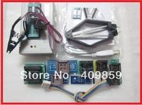Free Shipping Russian manual V6.0 Mini TL866A USB Universal Programmer/Bios pro for XP/2008/VISTA/WIN7+13143 Chips +9 Adapters